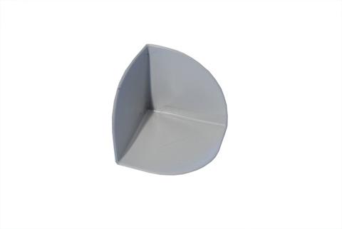 Bauder Thermofol PVC Innenecke 90 Grad Lichtgrau