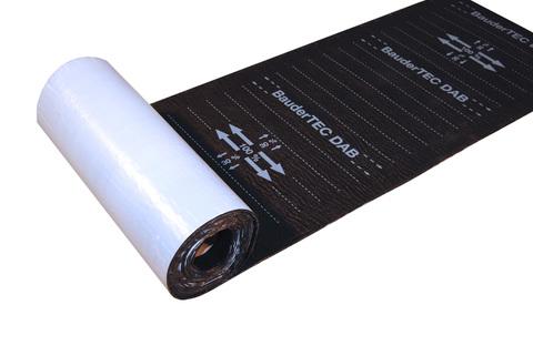 Bauder TEC-DAB 7,5 m Detailausbildungsband