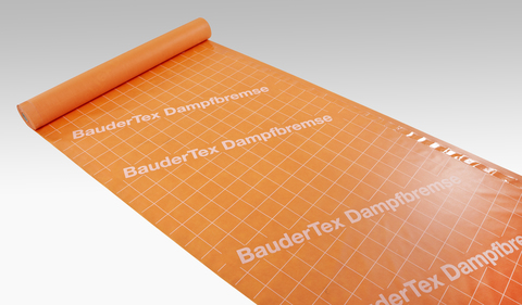 BAU Dampfbremse Tex 1,50x50m