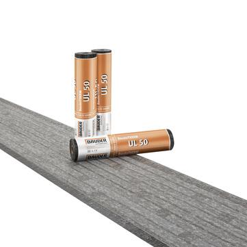 Bauder Therm UL 50 1,00x7,50 m Erste-Lage vlieskaschiert