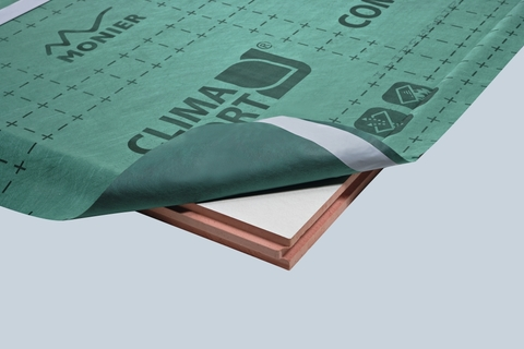 Braas Clima Comfort Platte 160 mm Einbaumaß 2385x1185 mm