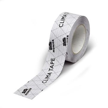 Braas Clima Tape 25 m 6 cm einseitig klebend für Divoroll/DivoDämm Membrane Transparent
