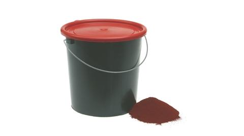 Braas Mörtelfarbe 4 kg Anthrazit