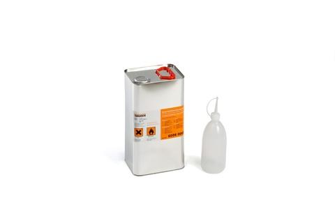 Bauder Nahtsicherungsmittel PVC 1,00 l Lichtgrau