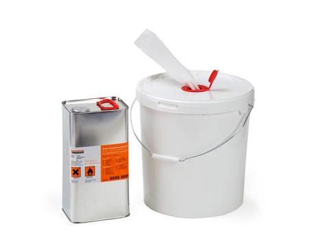 Bauder Reinigungsset PVC