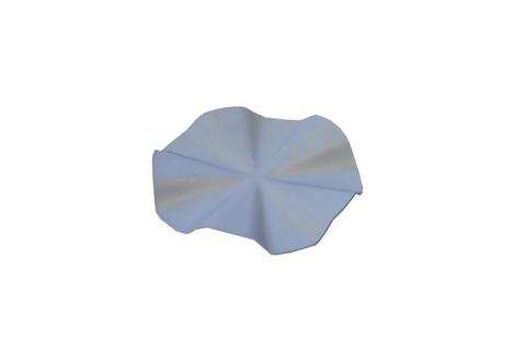 Bauder Thermofol PVC Universalecke flexibel beidseitig verwendbar Lichtgrau
