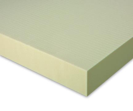 Bauder PIR-T Gefälleplatte B2 20/40mm 1200x800mm, 2,5% 0,0288 m³ je Platte Nr. 1