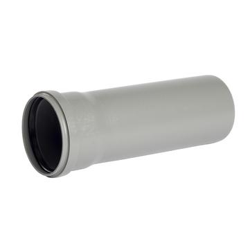 Bauder Rohrverlängerung DN 125 260 mm für Dunstrohr Thermoplan/Thermofin