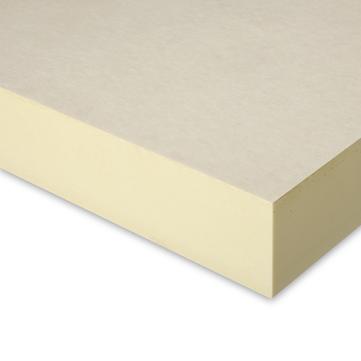 Bauder PIR Kompakt Gratplatte 600x600 mm WLS 030