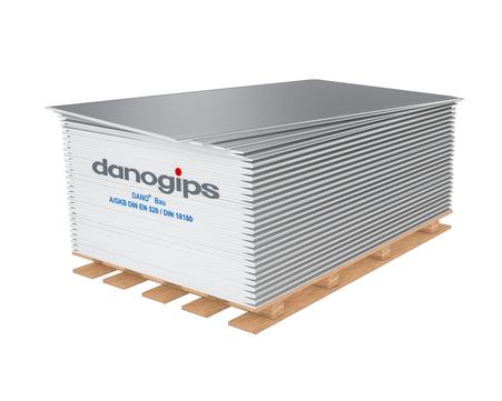 Danogips Gipsplatte A 9,5x1250x2000 mm Bauplatte HRAK A2 GKB