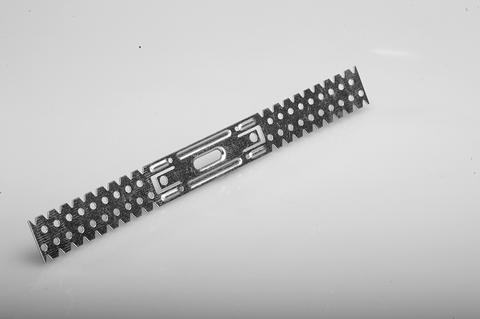 Danogips Direktabhänger 125 mm für Holzlatten