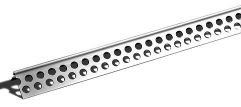 Danogips Eckschutzschiene 24/24/2500 mm Alu