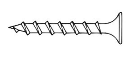 Danogips Schnellbauschraube TN70 500 Stück f. Holzkonstruktion Grobgewinde