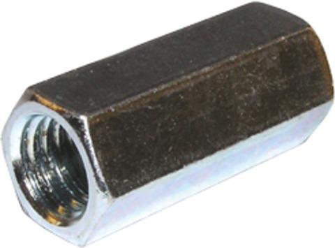 Dresselhaus Sechskantmutter M 8 40 mm 100St/Pk Galvanisch verzinkt