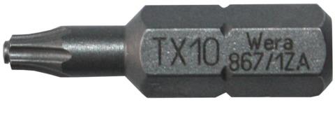 DRE Bit ABC I-Stern 25mm Klinge kurz m.Schlüsselführung