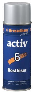 Dresselhaus Rostlöser Activ 6 400 ml 12 Stück