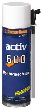 Dresselhaus Activ 600 PU-Schnellschaum 500 ml