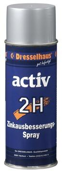 Dresselhaus Zinkspray Activ 2H 400 ml Zink