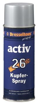 Dresselhaus Kupferspray Activ 26 400 ml Kupfer