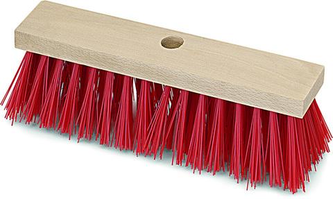 NÖLLE Straßenbesen Elaston glatt 32,5 cm 2431.50 Flachholz