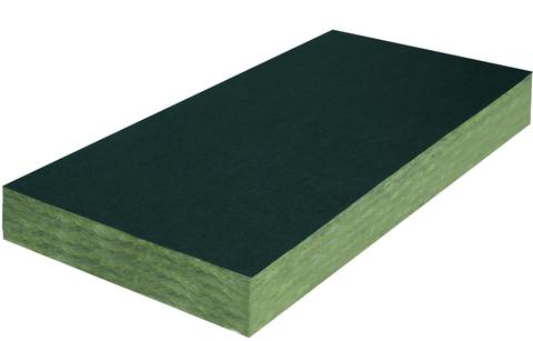 Knauf Insulation Fassadendämmplatte FPL-GS 80 mm 1200x 625 mm vlieskaschiert A1 WLS 035