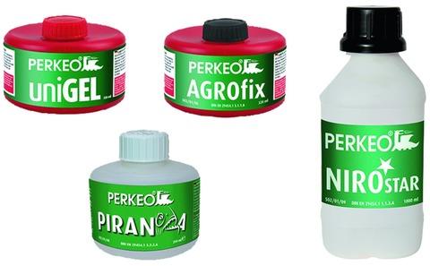 Perkeo Weichlötflussmittel Agrofix 320 ml 502/01/06 für vorbewittertes ohne altes Zinkblech