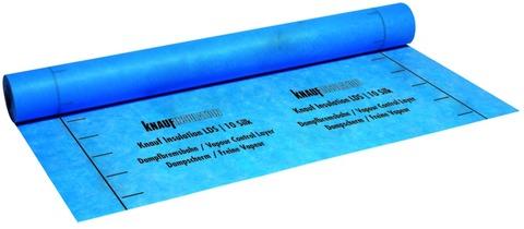 Knauf Insulation Dampfbremse LDS 10 Silk 3,0x50 m Blau