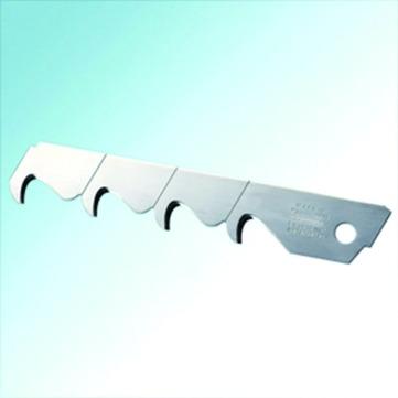 Reddig Haken-Abbrechklinge PVC-Box 240332 Inhalt 10 Stück 18 mm
