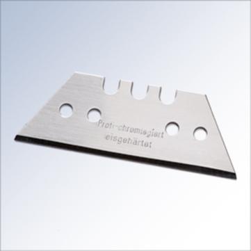 Reddig Trapezklinge PVC-Box 210212 chromlegiert Inhalt 10 Stück