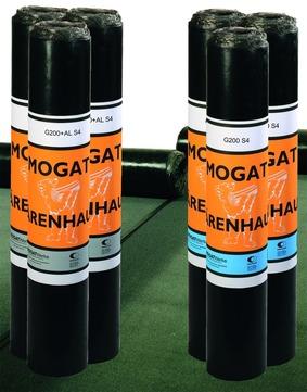 MOGAT G200S4 + Alu