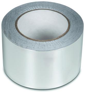 YBS Tape RA 1330 72 mm x 50 m Single Sided Joining Tape Aluminium