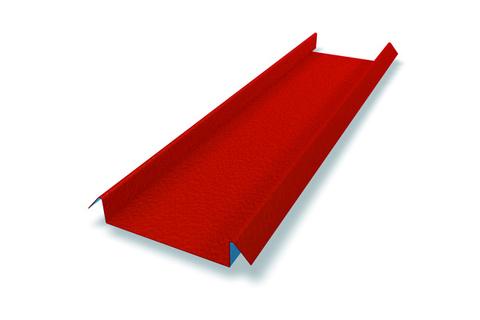 PREFA Unterlagsplatte P.10 Stucco für Dachschindel & Falzschablone Anthrazit