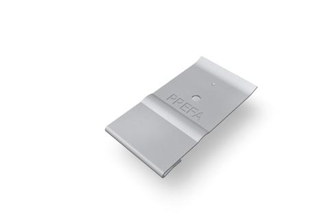PREFA Patenthafter für Platte und Schindel Alu
