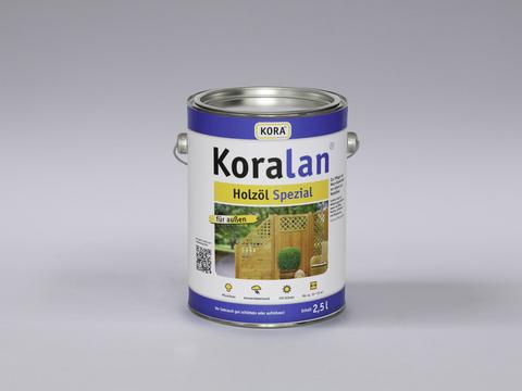Obermeier Koralan Holzöl Spezial 2,5 l UV Natur