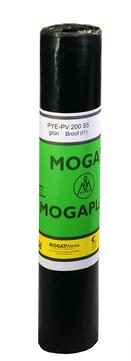 MOGAT PYE-PV 200 S5 Mogaplan 5,2 mm 1,00x5,00 m Grün
