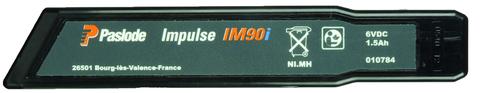 ITW Impulse Akku IM90I/PPN50i Nr.013227