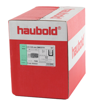 ITW Nagel 2,8x 65 mm CW glatt Nr. 504510 6000St/Pak Blank