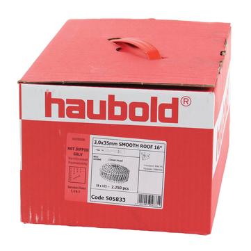 ITW Nagel 3,0x 32 mm CW glatt Nr. 505832 2250St/Pak glatt Rundkopf Feuerverzinkt