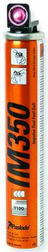 ITW Impulse Brennstoffpackung Nr.300346 mit Ventil 2 Stück Pink