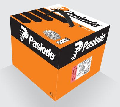 ITW Nagel 3,0x25 mm glatt IM45CW Pack Nr. 142403 1000 Nägel und 1 Brennstäbe Feuerverzinkt