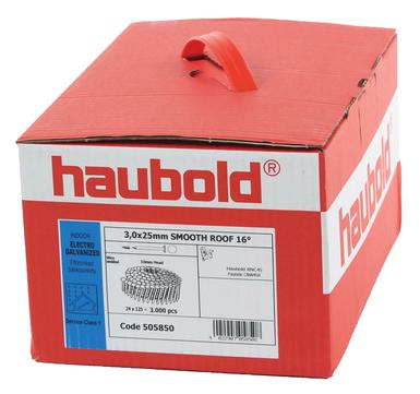 ITW Nagel 3,0x 25 mm CW glatt Nr. 505850 3000St/Pak Galvanisch verzinkt