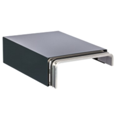 ALURAL Mauerabdeckung MA1/MA3 400 mm 1,5 mm 4-Kantprofil Typ: MA. Länge: . m Aluminium