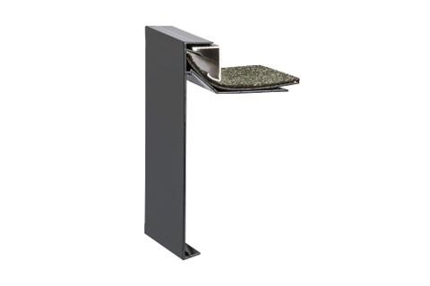 ALURAL Dachrand NB 130 Profil Aluminium