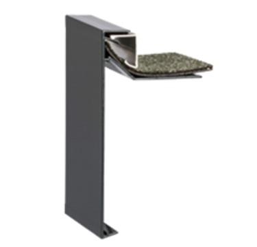 ALURAL Dachrand SB 150 Profil Aluminium
