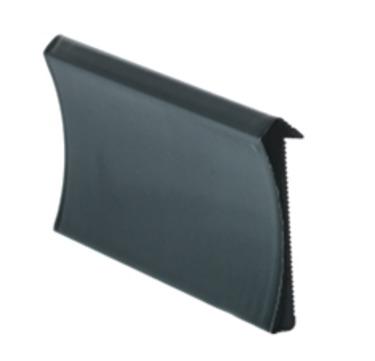 ALURAL Wandanschluss W45 Profil Aluminium