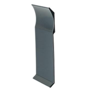 ALURAL Wandanschluss W5 Profil Aluminium