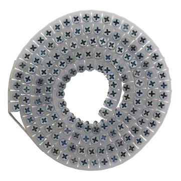 ITW Nagelschraube 4,2x42 mm Nagelschraube Nr. 123885 Galvanisch verzinkt