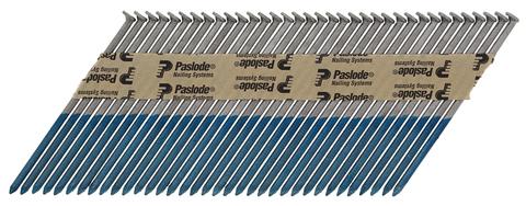 ITW Nagel 3,1x 98 mm Unilock IM100I Nr. 142041 2500 Nägel und 2 Brennstäbe Feuerverzinkt