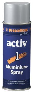 Dresselhaus Alu-Spray Activ 1 400 ml Alufarben