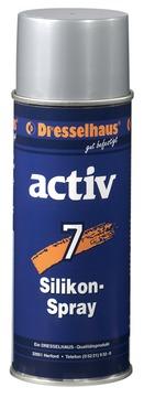 Dresselhaus Silikonspray Activ 7 400 ml